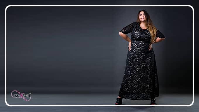 راهنمای خرید لباس سایز بزرگ زنانه