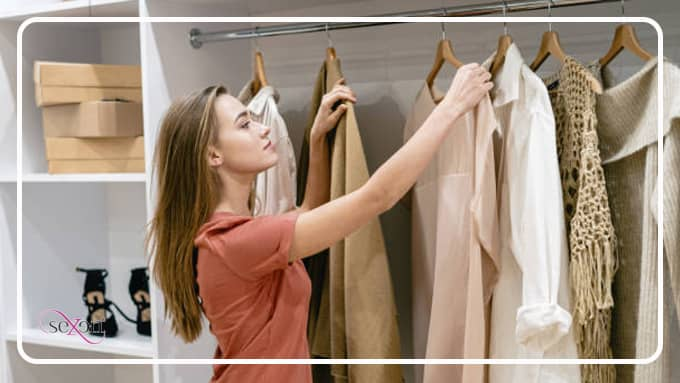 چگونگی نگهداری صحیح لباس