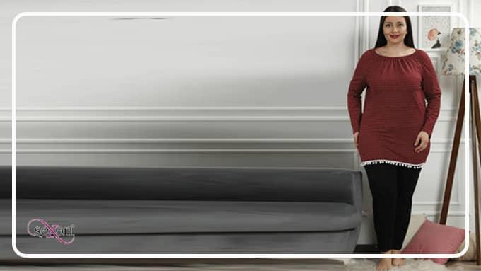 راهنمای خرید انواع مدل لباس سایز بزرگ ترک