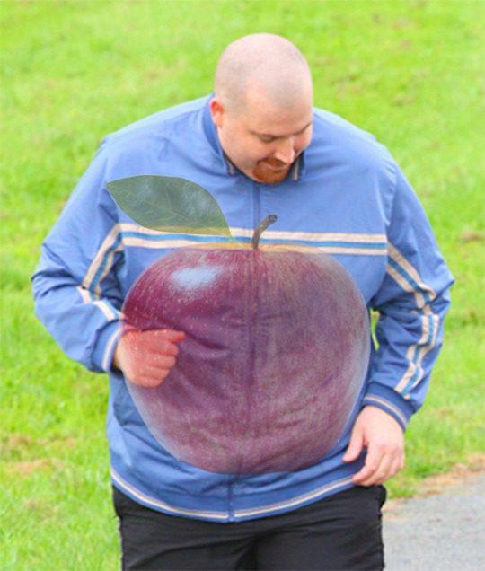 مدل لباس مناسب برای تیپ اندامی سیبی شکل
