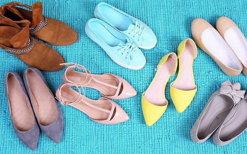 انتخاب کفش راحت