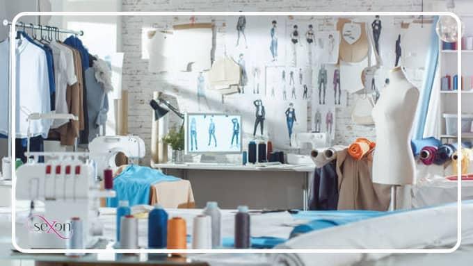 تولید لباس از چه چیزهایی هست؟