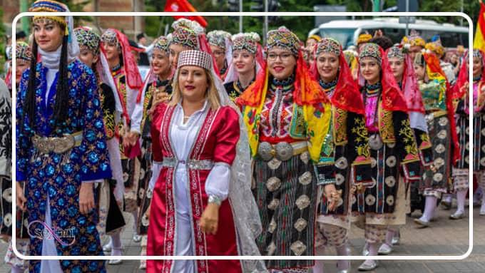 لباس محلی ترکیه در زمان عثمانی چگونه بود؟
