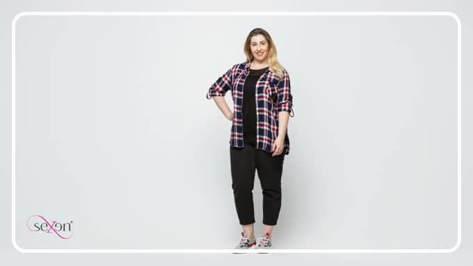 راهنمای خرید لباس سایز بزرگ برای بانوان