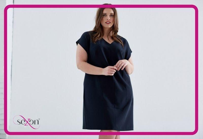 چگونه یک لباس زنانه سایز بزرگ با کیفیت بخریم؟