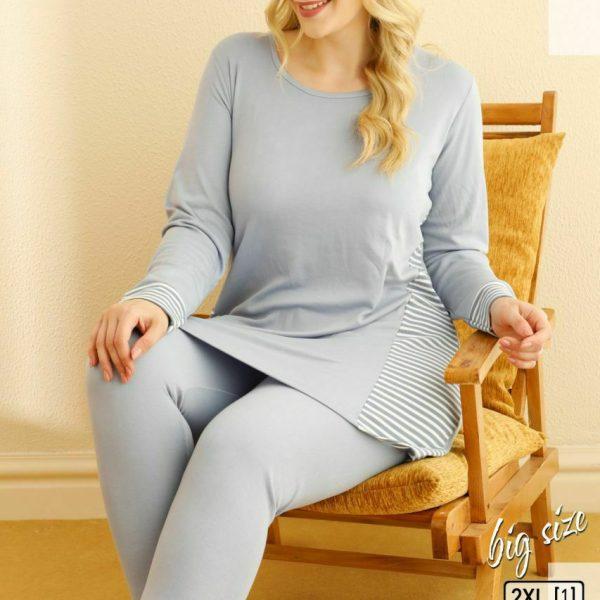 لباس سایز بزرگ زنانه سکسن کد 66565