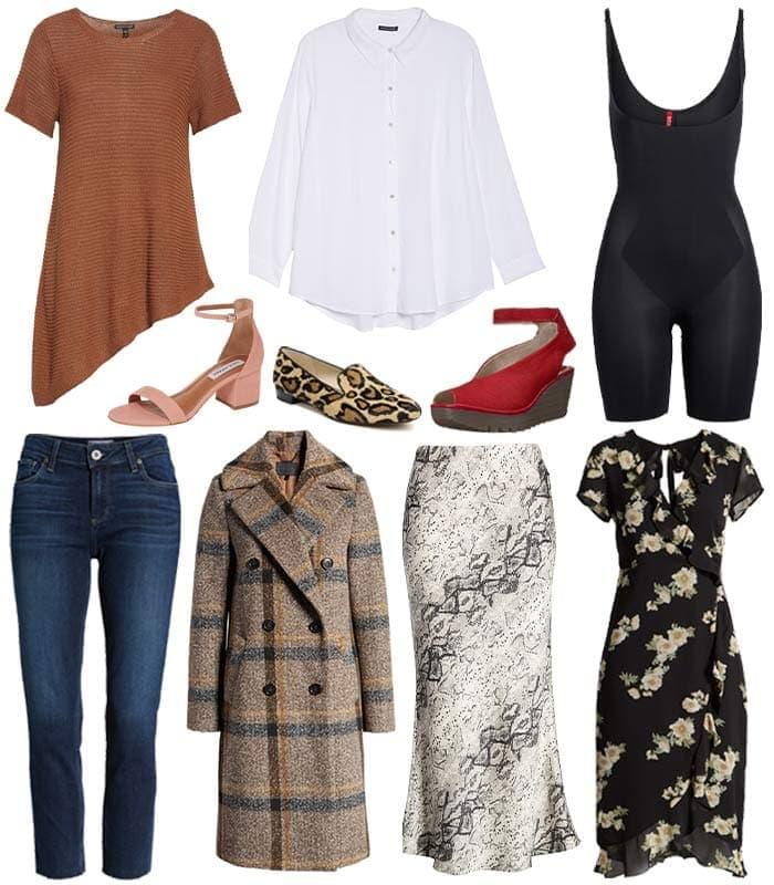 معرفی انواع لباس زنانه